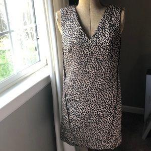Ann Taylor SP originally $139 animal print dress